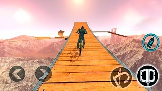 Impossible BMX Bicycle Stunts Android Gameplay - Sports Cycle Racing Game