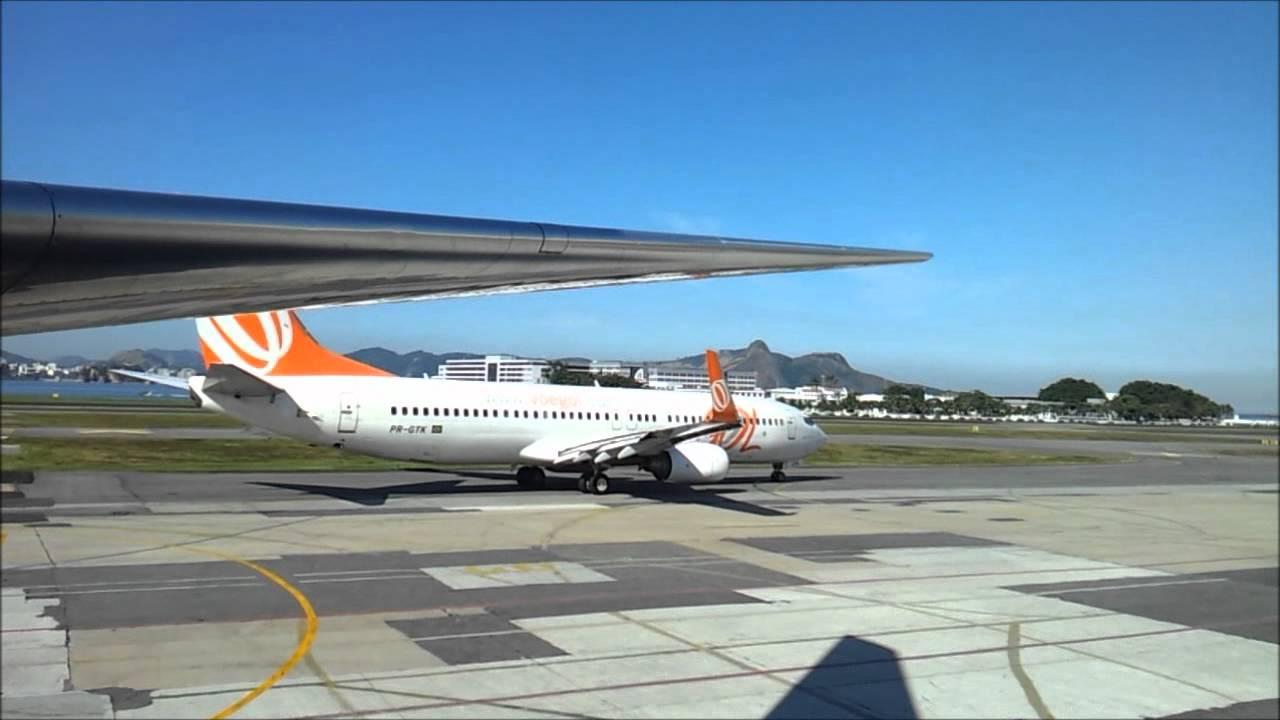Aeroporto Santos Dumont : Aeroporto santos dumont rj sdu youtube