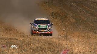 Cyprus Rally 2017 - ERC3 Highlights LEG2