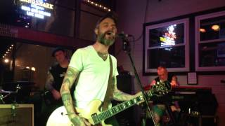 "Lucero ""Darken My Door"" 3/19/14 Murrells Inlet, SC"