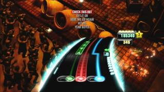 DJ Hero - Eminem (My Name Is) VS Beck (Loser)