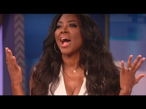 Download Youtube: Kenya Moore Can't Deny Pregnancy Rumors on Wendy Williams Show