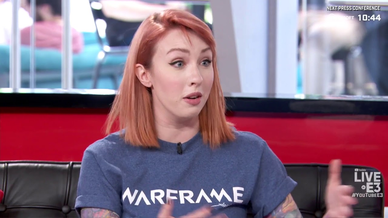Warframe: The Sacrifice Developer Interview and Gameplay Footage