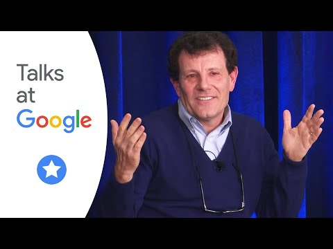 "Nicolas Kristof: ""A Path Appears"" 