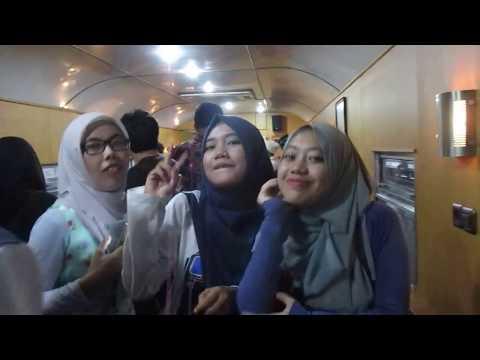Asyik, Piknik Naik KA Joko Kendil ditarik Lok Bonbon Tanjung Priok-Ancol PP