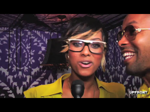 Keri Hilson Grammy Party by filmmaker Keith O'Derek/Upfront Productions