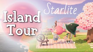 Enchanted Fairy Town ✨ // Animal Crossing: New Horizons Island Tour 🧚♀️💕
