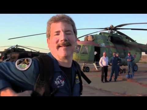 Behind the Scenes: Landing the Soyuz
