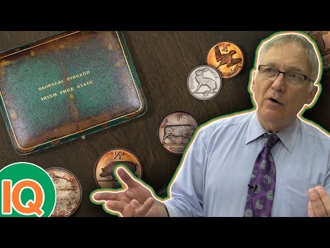 CoinWeek IQ: On Collecting Irish Coins of the 20th Century- 4K Video