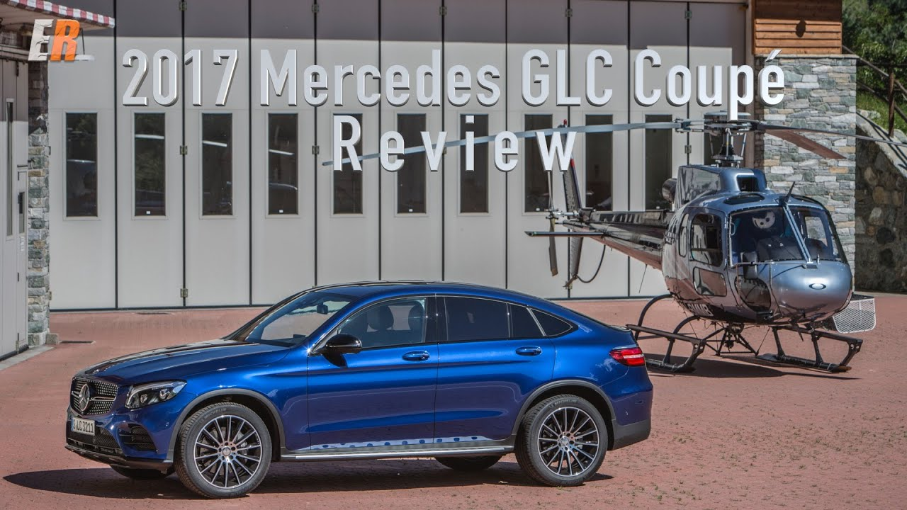2017 mercedes benz glc coupe review a sports car in the for Mercedes benz sports car 2017