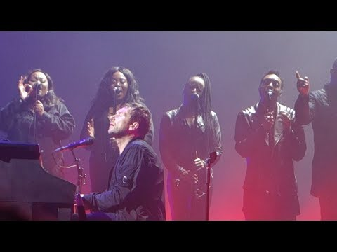 Gorillaz - Don't Get Lost in Heaven and Demon Days – Outside Lands 2017, Live in San Francisco