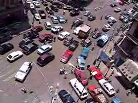 cairo traffic congestion