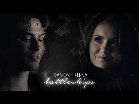 [5x21] Damon&Elena || BATTLESHIPS