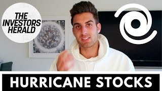 Stocks to Buy during Hurricane Season | The Investors Herald