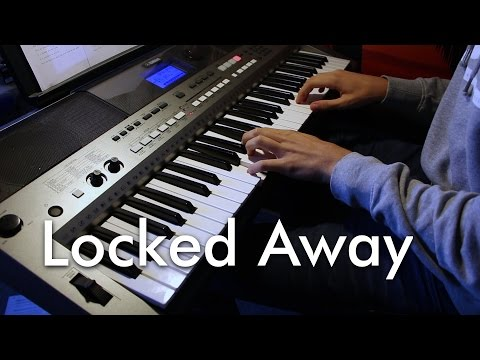 Locked Away - R. City feat. Adam Levine   Piano Cover by MJMusic