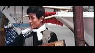 昭和42年東京映画製作「その人は昔」の挿入歌です。 当時のアイドル、舟...