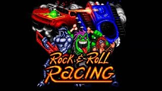 Rock & Roll Racing, música boa e nostalgia [Gameplay]