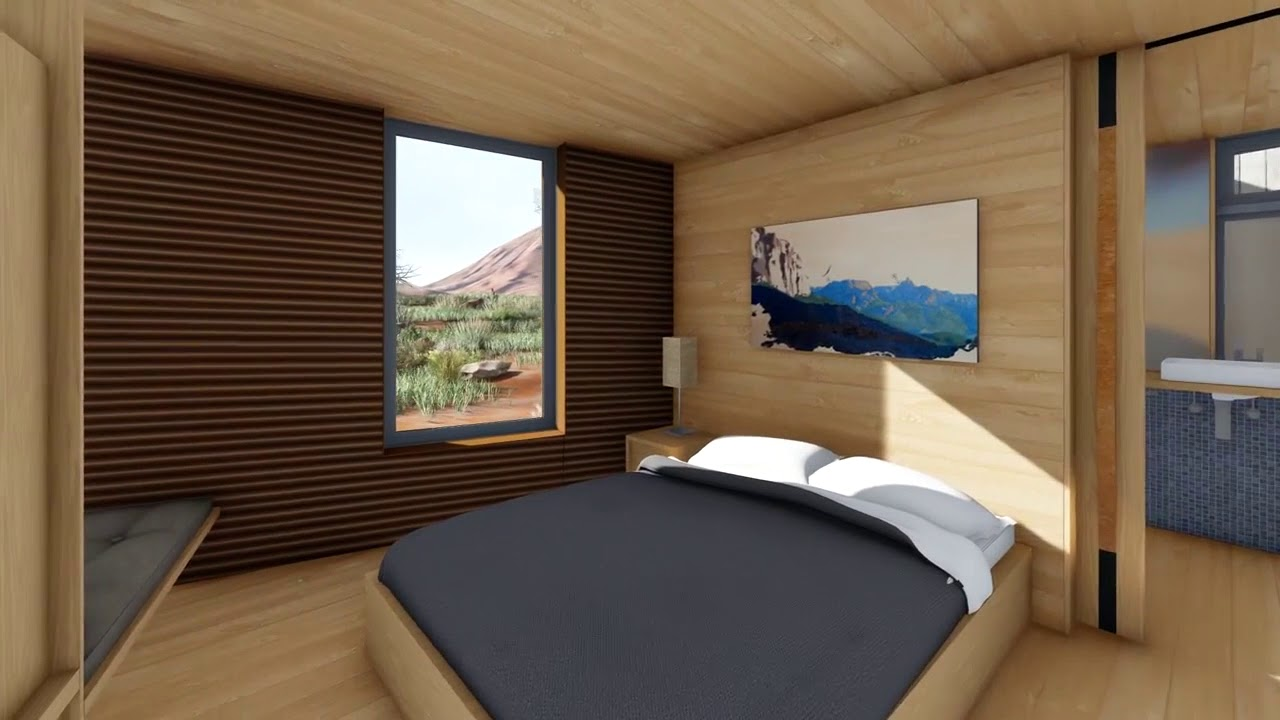 UNLV School Of Architecture David G. Howryla Design Build Studiou0027s Video  Walk Through