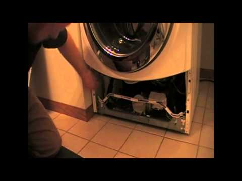 How to fix an F71 code on a Whirlpool or Maytag front load washer