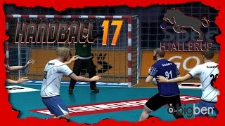Let's Play Handball 17 Karriere - Folge 01 - Der Kreisläufer (PC/German/Deutsch) //GoddyLP