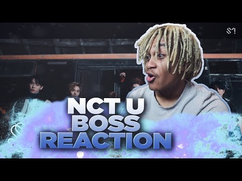 NCT U 엔시티 유 'BOSS' MV - REACTION | FIRST TIME LISTENING TO NCT!
