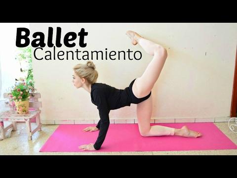 Pre Ballet / Ejercicios de piernas / Perfecta de Pies a Cabeza (Dani Zilli)