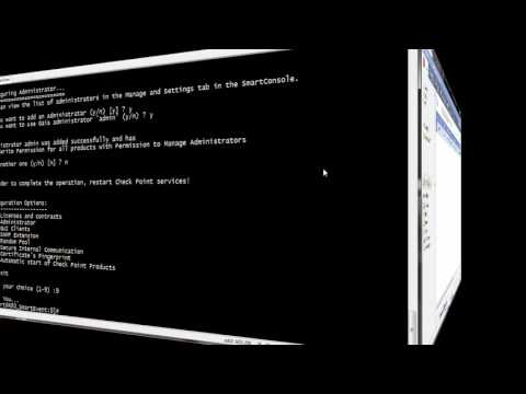 Configure an R80 SmartEvent Server with an R77 x Security
