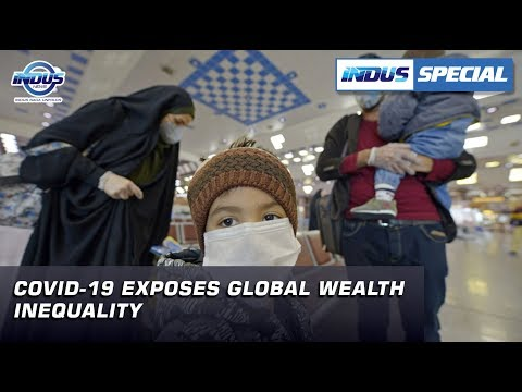COVID-19 exposes global wealth inequality | Indus Special