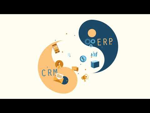 CRM vs. ERP