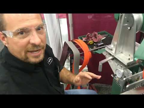 Burr King Surface Grinding | Maxamet Steel