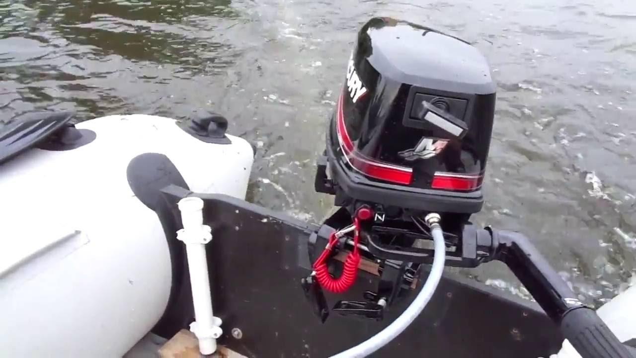 как обкатать лодочный двигатель тохатсу 5 двухтактный