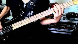 【BASS】 Helloween - Initiation ~ I'm Alive 【COVER】