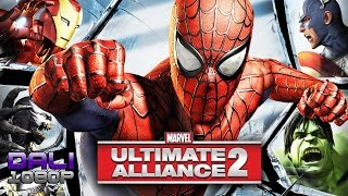 Marvel: Ultimate Alliance 2 PC Gameplay 1080p 60fps