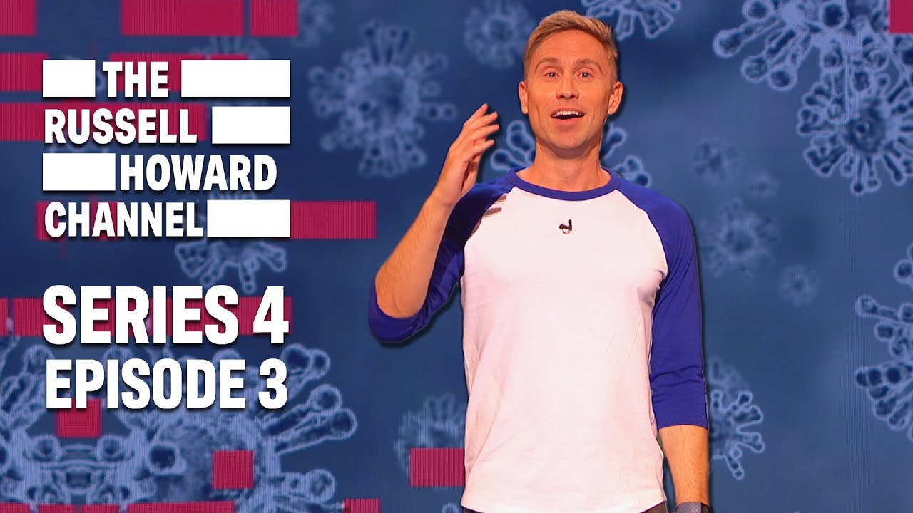 The Russell Howard Hour Series 4 Episode 3 Full Episode Youtube