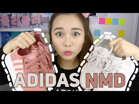 Adidas Nmd R1 Womens Unboxing And Review