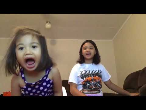 "Singing ""Kaya pala"" by Patch Quiwa"