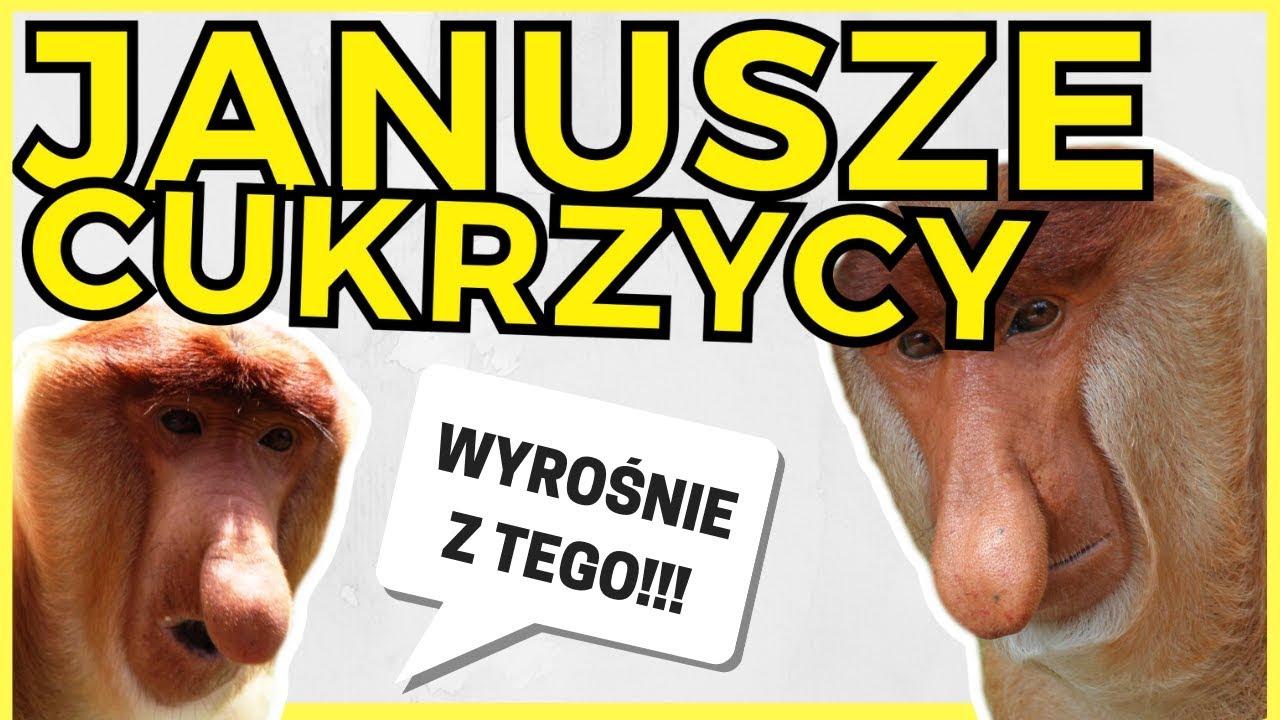 JANUSZE CUKRZYCY - YouTube