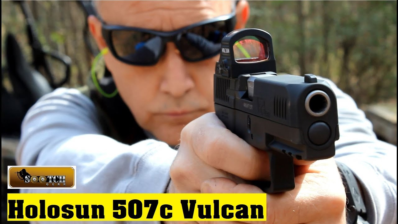 Holosun 507c ACSS Vulcan Red Dot Review