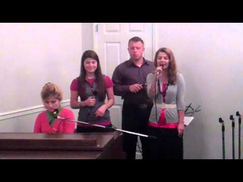 Bates family sings