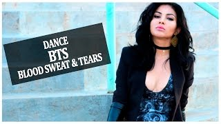 BTS - BLOOD SWEAT & TEARS DANCE COVER COREOGRAFIA COMPLETA | POLY GONÇALVES DANCECOMIGO #15