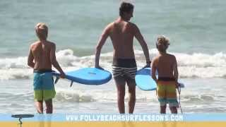 Folly Beach Surf Lessons - Charleston SC