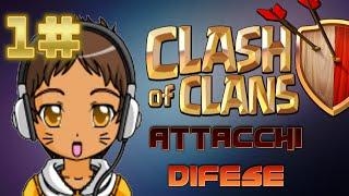 Clash of Clans - Attacchi & Difese #01 DUE STELLE AD UN MAXATO
