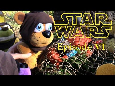 Yokai Watch plush Star Wars Episode VI
