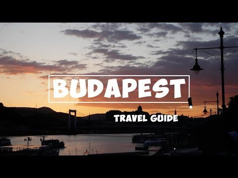 WOW Air Travel Guide Application | BUDAPEST