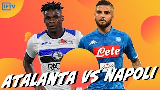 ATALANTA 3 1 NAPOLI HIGHLIGHTS COPPA ITALIA