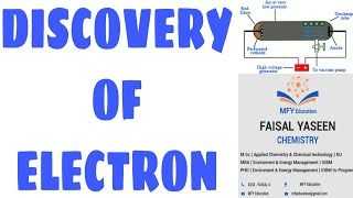 Gambar cover DISCOVERY OF ELECTRON