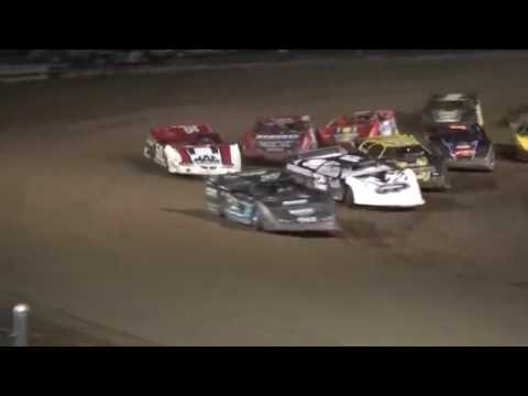 IMCA Deery Brothers Late Model Summer Series feature Independence Motor Speedway 7/6/16