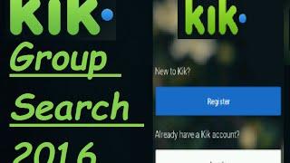 Group chat codes kik Kik Map: