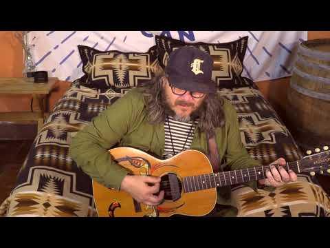 """Jeff Tweedy (Wilco) performs """"Pecan Pie"""" in bed   MyMusicRx #Bedstock 2018"""