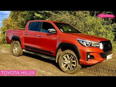 Essai OFFROAD - Toyota Hilux Invincible avec IBRA !!! - Le Vendeur Automobiles